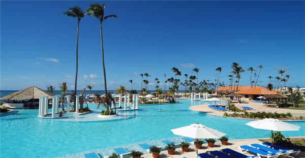 Gran Melia Puerto Rico One Of The Best All Inclusive Resorts Along Coco Beach Gran Melia Puerto Rico Best All Inclusive Resorts Vacation Usa Dream Vacations