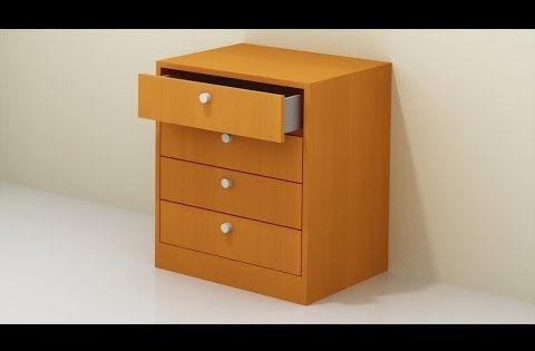 Como montar cajones youtube madera pinterest - Como montar muebles de cocina ...