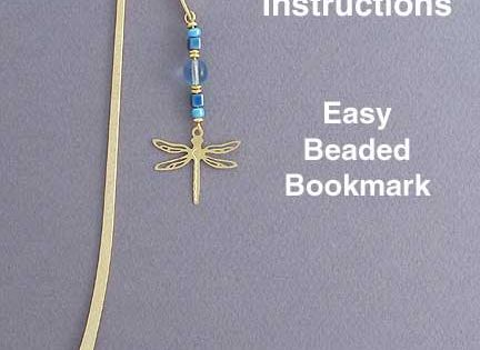 Pinterest do it yourself bookmarks pictures to pin on pinterest easy beaded bookmarks diy crafts project do it yourself 432x315 solutioingenieria Images