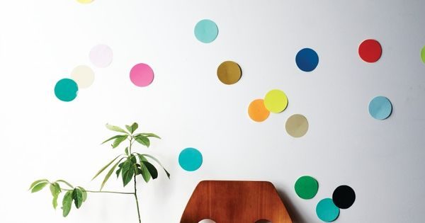 diy giant confetti floor design floor design ideas| http://sweetbabydogs8960.blogspot.com