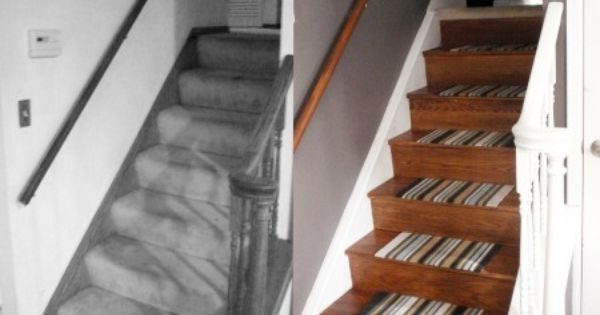 Replace Runner On Stairs With Flor Yep Maybe My
