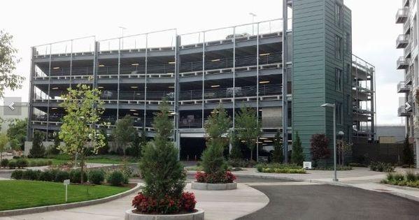 The Batch Yards Hybrid Parking Garage Parking Garage Garage Construction Construction Design