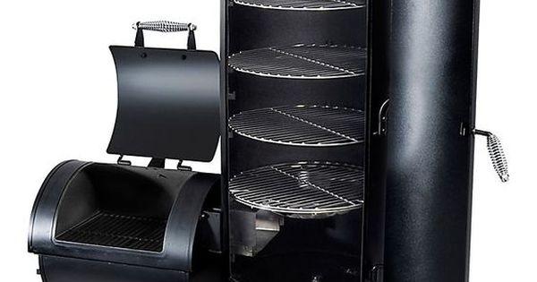 Brinkmann Vertical Trailmaster Smoker And Grill Bass Pro