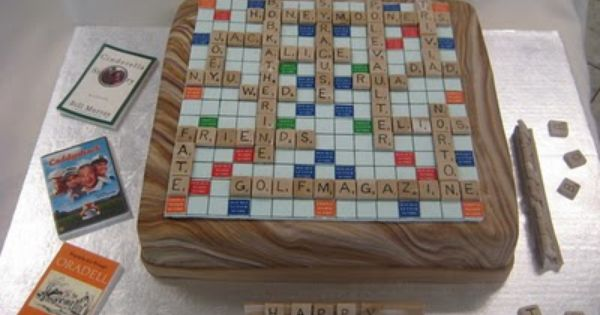 scrabble cake must do this for my gj all scrabble all the time pinterest scrabble cake. Black Bedroom Furniture Sets. Home Design Ideas