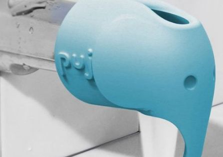 Great Elephant Bath Spout Cover To Protect Little Ones