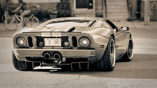 Foed GT supercar