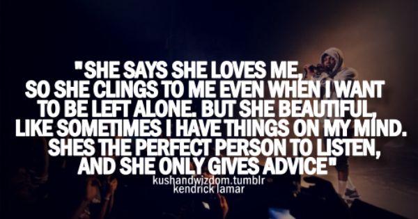 Kendrick Lamar Rapper Quotes Love Life Quotes Rap Quotes