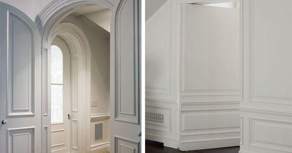 Decofilia blog c mo decorar casas con molduras de pared casas pinterest blog - Molduras para paredes interiores ...