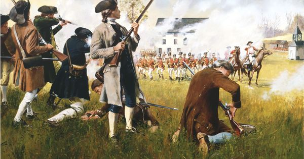 colonists in the american revolution terrorists Myths of the american revolution  previously, the french, even though they believed that london would be fatally weakened by the loss of its american colonies, had not wished to take a chance .