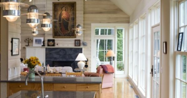 Like The Feel Of This Home Cozy And Light Filled Home Boston Living Room Living Room Modern