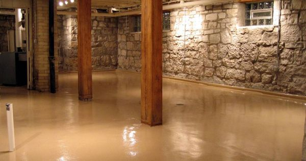 Paint concrete basement floor ideas home design pinterest concrete basement floors paint - One level house plans with basement paint ...