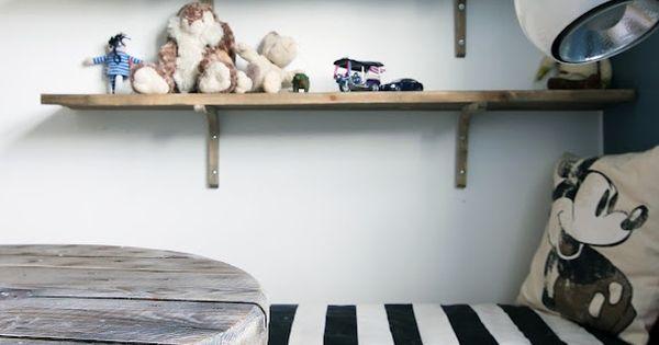 Kinderkamer - jongenskamer inspiratie. Voor meer kinderkamers kijk ook eens op http ...