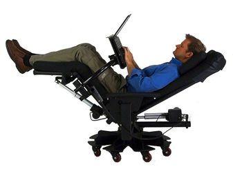 Zero Gravity Office Chair Reclining Office Chair Chair Blue