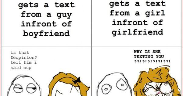 Comic - Text