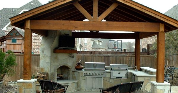 Ideas Patio Exterior Awesome Covered Patio Plans Do It