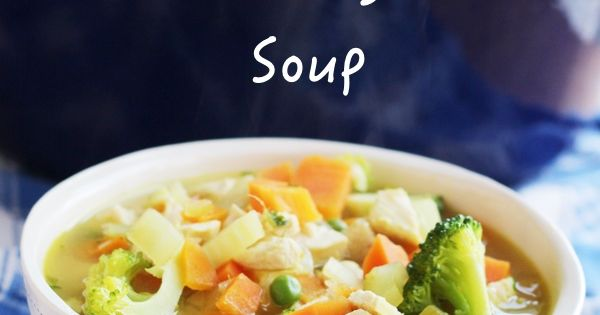 recipes healthy eating carb soup