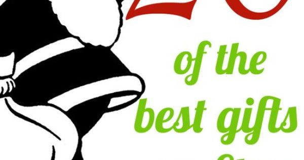 Twenty Christmas Gift Ideas For Under Twenty Dollars