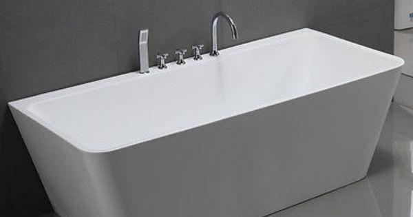 Freistehende Badewanne Sylt Badmobel Badezimmer Armatur Chrom