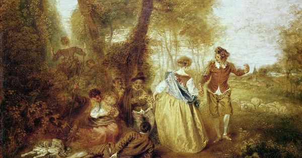 Antoine Watteau Biography