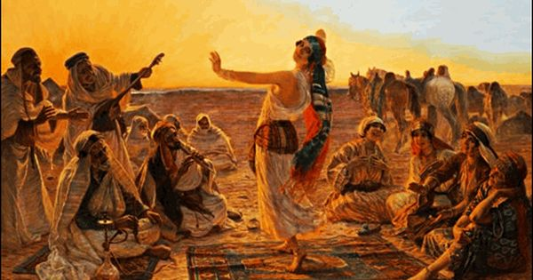 Las Posibilidades Del Amor Arte Exotico Pinturas De Baile Produccion Artistica