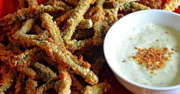 ... Green Beans With Tapendade Dip From 'Salty Snacks' Recipe — Dishmaps