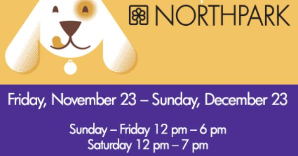 Visit The Spca Of Texas Adoption Pavilion At Northpark Center Now Until Dec 23 Spca Of Texas 2400 Lone Star Dr Dallas Spca Adoption Texas