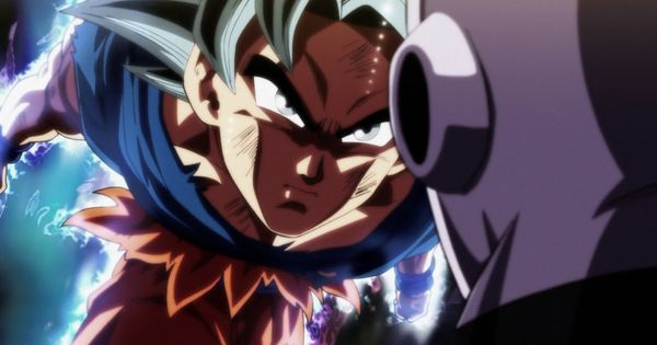 Ultra Instinct Self Movement Goku Vs Jiren By Windyechoes Goku Vs Jiren Goku Vs Goku