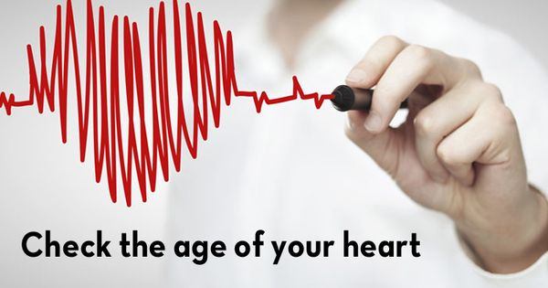 Is Your Heart Older Than You Are Health Insurance Companies
