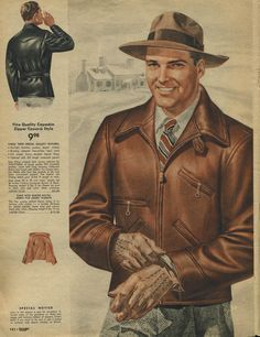 Pin On 1940s Mens Fashion