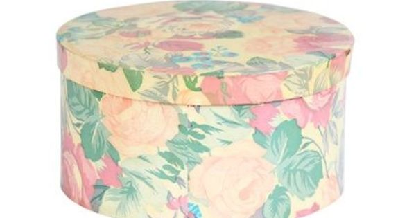 Diy Grosgrain Ribbon Hat Band Fabric Covered Boxes Hat Boxes Decorative Boxes