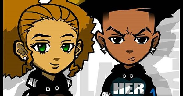 Glad Im Done With This Boondocks Pinterest Drawings Cartoon And Wallpaper