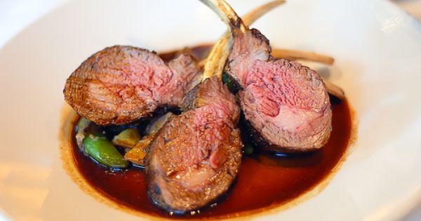 Roast rack of lamb (Carré d'agneau) | Julia Child's 100 Favorite ...