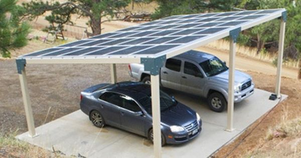 Off Grid Solar Carport : Carport and solar panel ideas google search pv