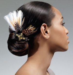 South African Black Wedding Hairstyles Wedding Hairstyles For Medium Hair Hair Styles Black Wedding Hairstyles