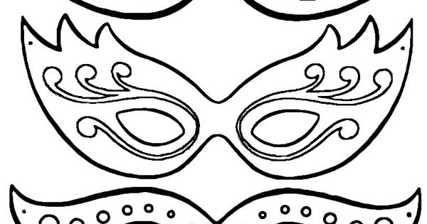 coloriage masques de carnaval a imprimer gratuit coloriage pinterest masque de carnaval. Black Bedroom Furniture Sets. Home Design Ideas