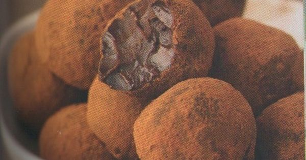 greek yogurt chocolate truffles-- recipes for fitness lovers with a sweet tooth.
