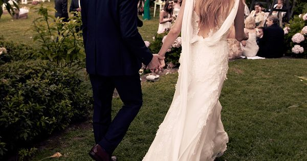 Candice Lakes Sydney Ceremony and Custom Alberta Ferretti Wedding Dress - Culture