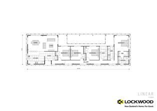 Linear House Plans New Zealand House Designs Nz New Zealand Houses House Plans Building Plans House