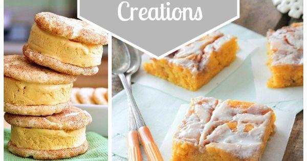 30 pumpkin ideas. FOR MY LOVE OF ALL THINGS PUMPKIN :)