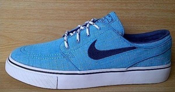 Kode Sepatu Nike Stefan Janoski Blue Ukuran Sepatu 41 Harga