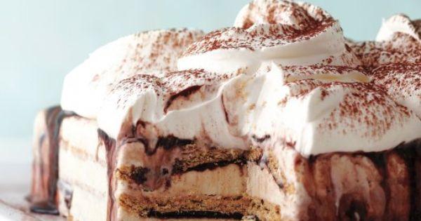 Fudgy Ice Cream Cake | Recipe | Ice Cream Cakes, Ice and Cream