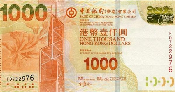 Hong Kong Dollar Hkd Profile Foreign Exchange Conversion