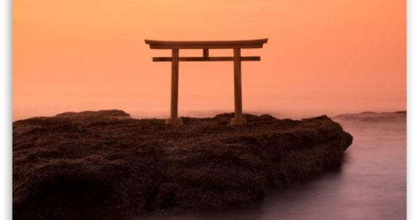 Sunrise View Torii Japan Hd Desktop Wallpaper Widescreen High Definition Fullscreen Mobi Best Nature Wallpapers Hd Nature Wallpapers Nature Wallpaper