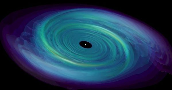 there is a black hole - photo #13