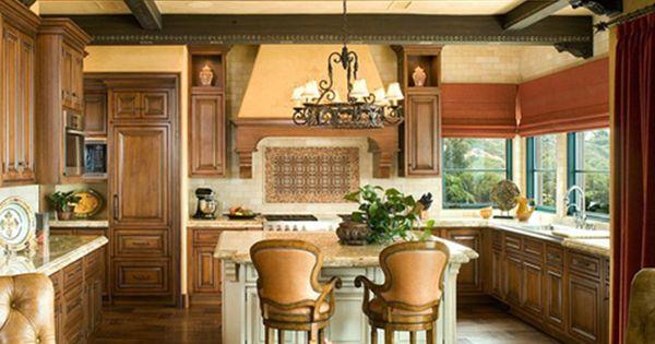 Corridor Design: Tudor Style House Interior Design Ideas