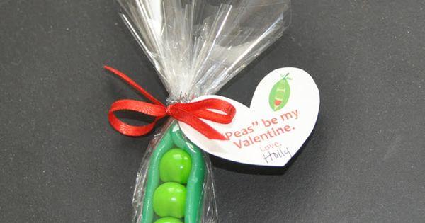 "Holly Brooke Jones: ""Peas"" be my Valentine Airheads Tutorial"