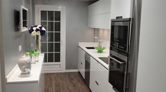 15 cocinas peque as y bonitas cocina peque a bonitas y for Cocinas pequenas y bonitas