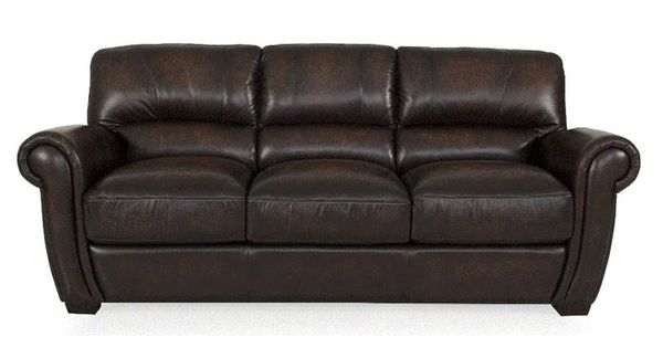 Westbury Leather Sofa Weekends Only Furniture And Mattress Leather Love Pinterest