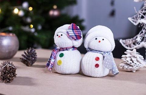 bonhomme de neige en chaussette par sev bonhomme de neige bonhomme et neige. Black Bedroom Furniture Sets. Home Design Ideas