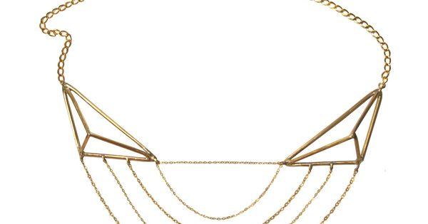 Aoko Su Mountain Valley Necklace
